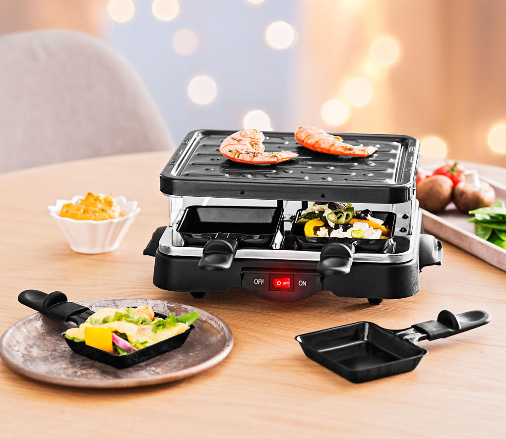 Weltbild Raclette grill