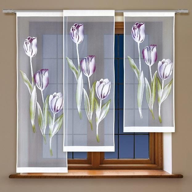 Záclona kusová Emilia 160 x 50 cm