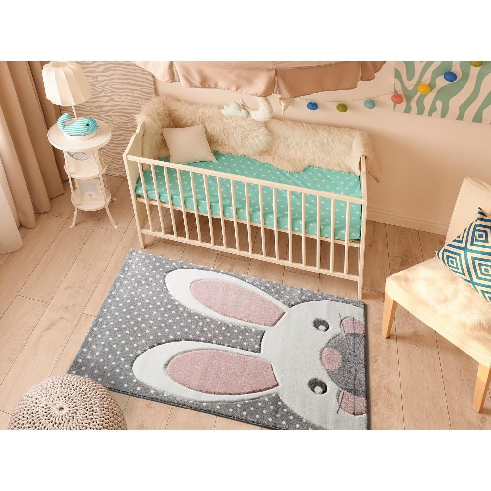 Koberec Universal Kinder Bunny, 120 × 170 cm